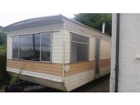 Static caravan for sale 650 ono