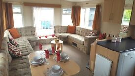 Spacious Static Caravan for Sale in Morecambe, Lancashire. 2017 Site Fees & Rates Included!