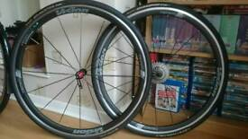 Vision Team Comp 35 Wheelset