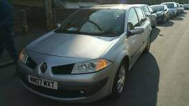 Renault megane saloon 1.9 dci dynamic +++QUICK SALE++FURTHER REDUCED+++