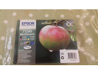 Epson T1295 Multipack Printer Ink - Brand New In Unopened Box