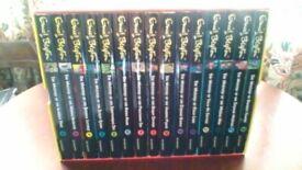 Boxed set of enid blyton mystery series books