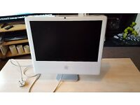 "APPLE IMAC 20"" iMac Core 2 Duo 2007 CK70801EVUW GREAT CONDITION FWO computer"