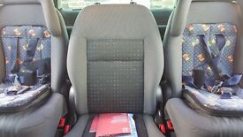 Galaxy car kids seats