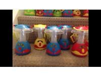 JOBLOT personalised children's lanterns
