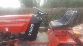 ****reduced*****Westwood ride on mower 1800 twin petrol spares or repair