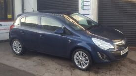Vauxhall Corsa SE ... immaculate car all round... top spec...low mileage...