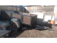 Trailer, ring, not box , horse or boat trailers