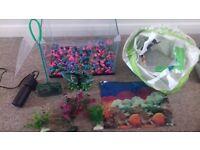 20l aquarium set