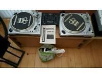 Numark DJ setup £100!!!!