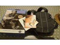 Baby Bjorn Comfort Carrier - Boxed, excellent cond.