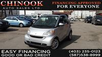 2008 smart fortwo passion CALL:(403) 235-0123