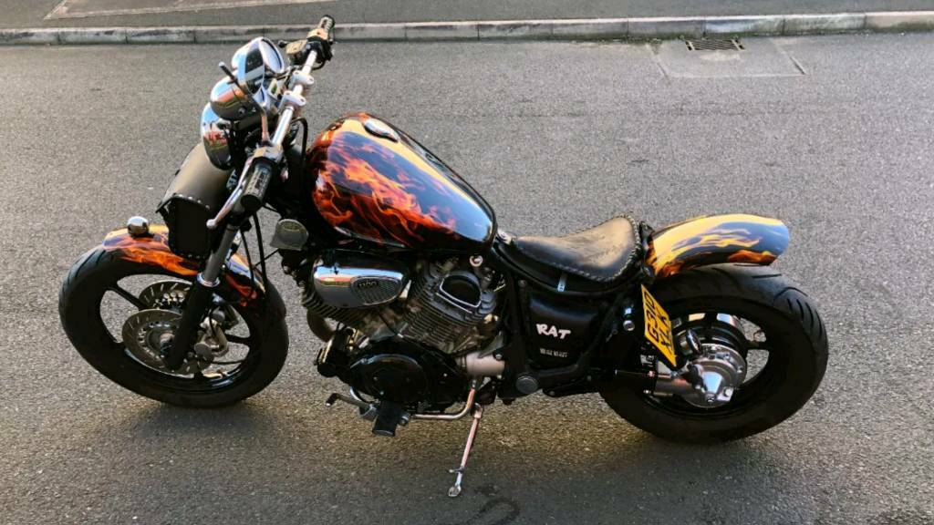 Yamaha Virago Special For Sale