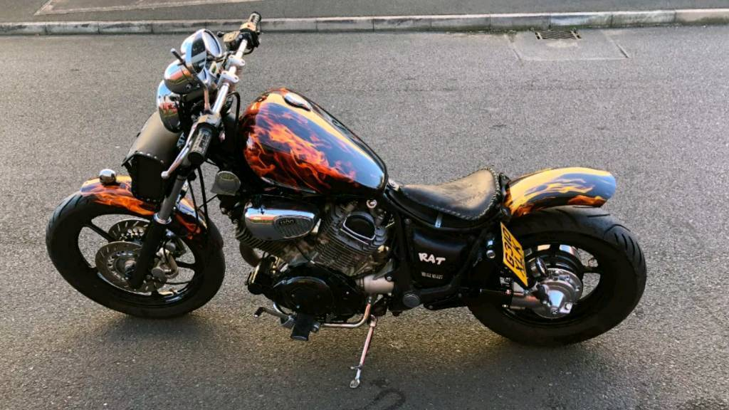 How To Change The Oil On A Yamaha Virago
