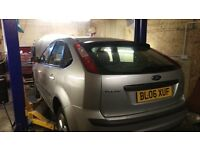 Ford Focus 1.6 TDCi 5door, spares or repairs