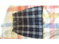 FCC school skirt
