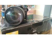 Nikon D3000 18-105 VR Kit