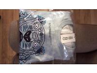 Light blue kenzo jumper size L