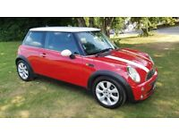 MINI COOPER 1.6 HATCH MOT OCTOBER 2018 SERVICE HISTORY LEATHER INTERIOR AIRCON VERY GOOD CONDITION