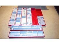 Teng tool tray inserts