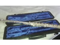 'Selmar' flute with case