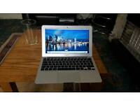 "Macbook air mid 2012 11"" mint condition"