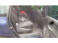 Seat Alhambra 1.9 pd tdi new mot. Drives like new. 7 seater. 4 inbuild child seat