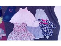 0-3 Months Baby Girl Bundle - over 75 pieces