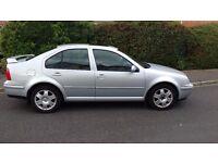 2003 silver VW Bora 1.9tdi 130bhp *** For spares or repairs ***