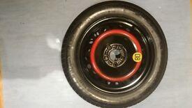 Genuine MONDEO Ford Spacesaver Spare Wheel
