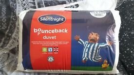 Silent Night Bounceback Duvet
