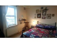 Bright, double room in a shared house of 3.
