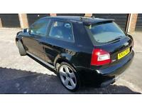 Audi s3 Quattro, fully loaded.. immaculate inside and out!!
