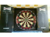 Budweiser Competition dart board