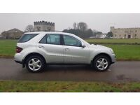 Mercedes ML 420 CDI Auto 2008 one owner FMSH 7G-Tronic 5d