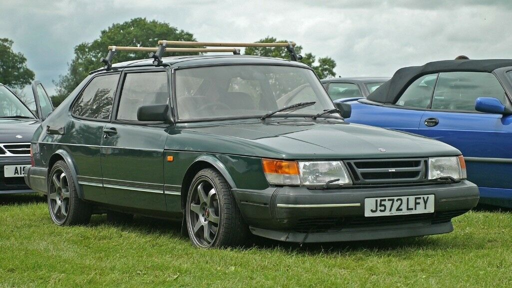 Unique Saab 900S Turbo. With All Parts to Convert to Aero Full Pressure Turbo.