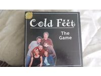 Cold Feet Board Game(sealed/unopened) £10