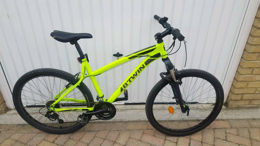 6be48c5df B TWIN RockRider 340 Mountain Bike With Front Suspensions £100 ...