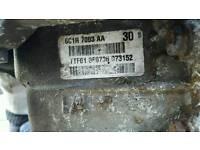 2007 mk7 transit gearbox 2.4 5 speed