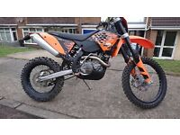 KTM 450 EXC R PX any bike and deliver possible