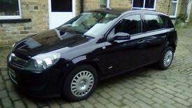 Vauxhall astra 1700_eco diesel 2009