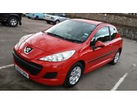 Urgent.Need gone this weekend.Moving abroad!!Peugeot 207 1.4 56000 miles 2009