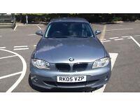BMW 1 SERIES 2.0 DIESEL AUTO 91K ONE YEAR MOT