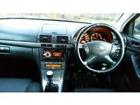 2008 Toyota Avensis 2.2 D-4D TR 5dr MOT History 1F Keeper @07445775115@ 07725982426@