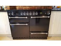 RANGEMASTER Classic 110 Electric Ceramic Range Cooker, Cost £1,499 only 3 months old