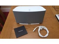 Sonos play 5 in White, Only had little use