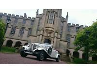 Beauford classic car hire/vintage wedding cars hire / cheap wedding cars hire liverpool