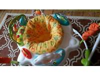 Fisher Price Sunny Days Jumperoo Excellent Condition