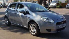 Fiat Grande Punto 1.2 Active 5dr Grey FSH 59.2k miles