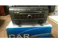 Mazda 3 CD/radio head unit